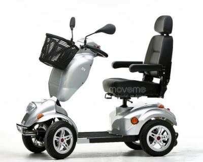 Elektromobil Move Classic silber