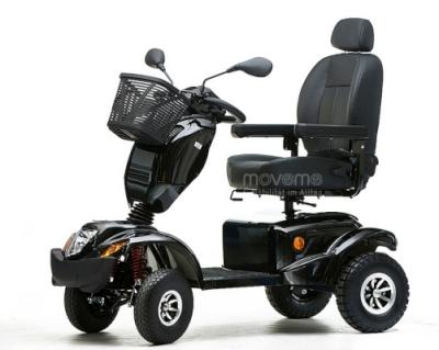 Elektromobil Move Highlander schwarz